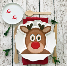 Load image into Gallery viewer, Jumping Reindeer Decals
