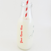 Load image into Gallery viewer, Milk for Santa Decal