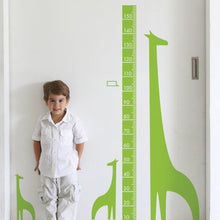 Load image into Gallery viewer, Giraffe Growth Chart