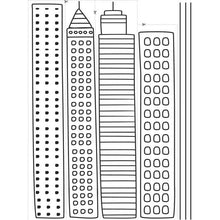 Load image into Gallery viewer, Skyscrapers