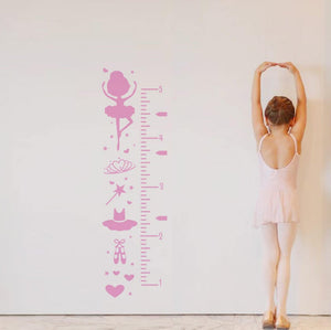 Ballerina Growth Chart