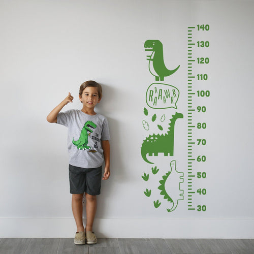 Dino The Bambino Growth Chart