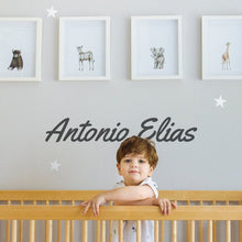 Load image into Gallery viewer, Personalized Name Decal