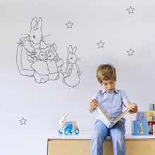 Load image into Gallery viewer, Peter Rabbit Decal