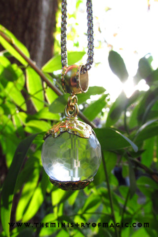 Sphere of Ishtar~KISS OF LIVING LIGHT~ILLUMINATING PENDANT
