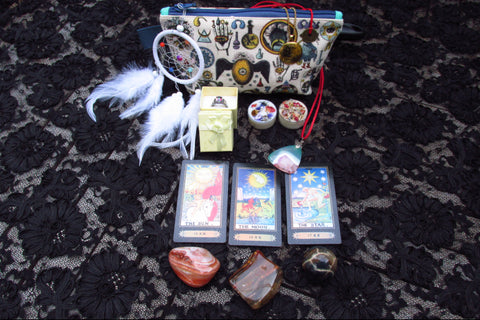 *SACRED ALCHEMY ILLUMINATION* ENCHANTED COLLECTION