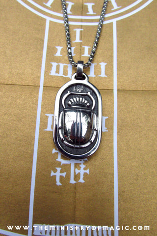 ULTIMATE WEALTH SPELL OF THE EGYPTIAN FREEMASONS~ENSORCELLED SACRED SCARAB TALISMAN