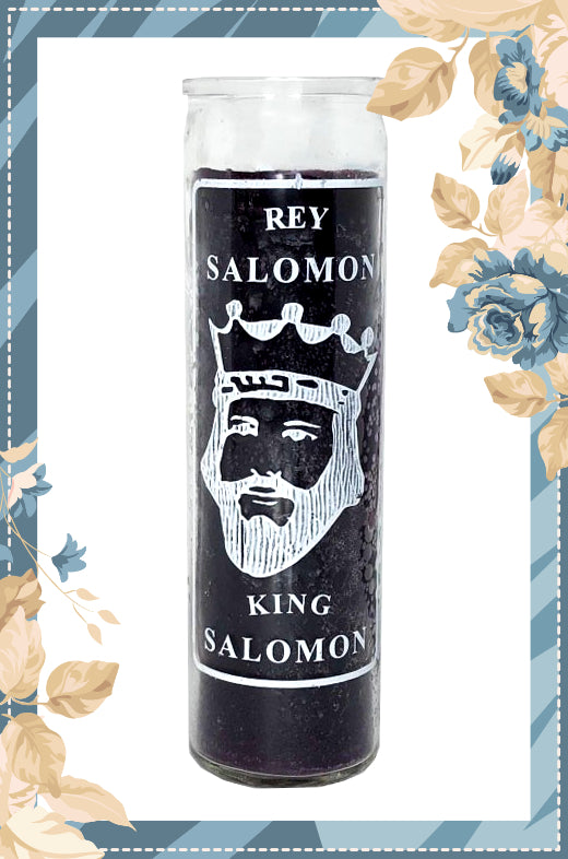 King Solomon Prepared ~Power~ Candle