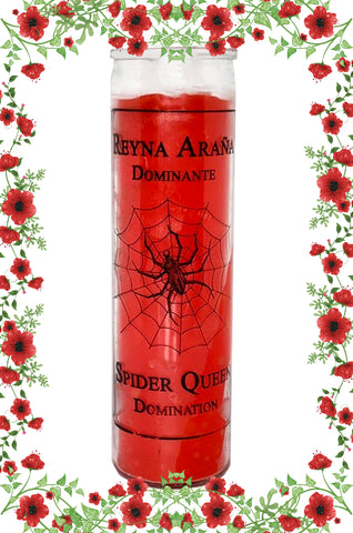 Spider Queen Domination Prepared ~Power~ Candle