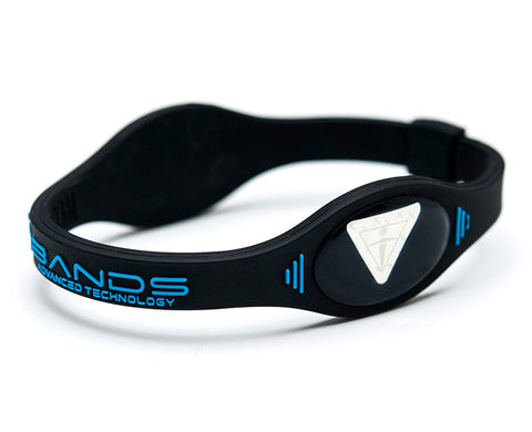 Sport Series Black (Blue Text)