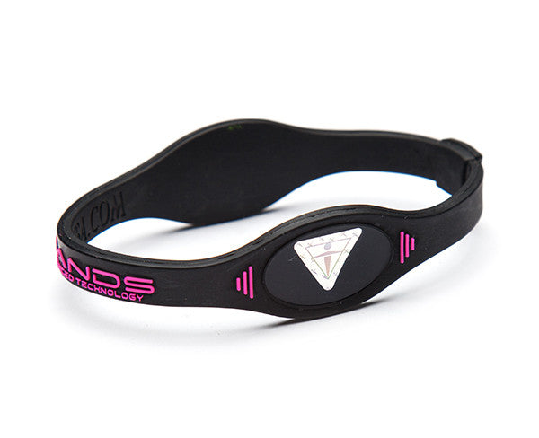 Sport Series Black (Pink Text)