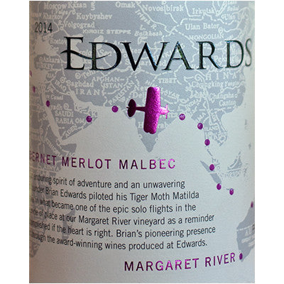 CASE - Edwards Cabernet Merlot Malbec