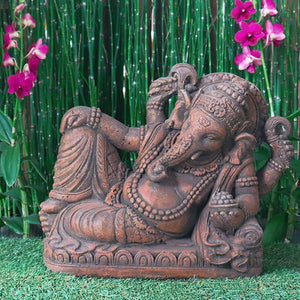 Laying Ganesha