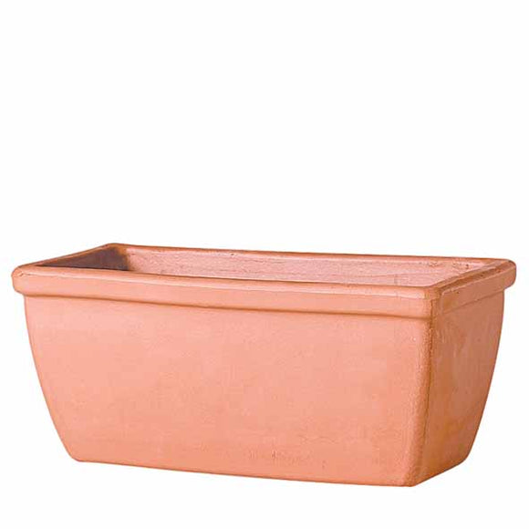 Wide Terracotta Pot