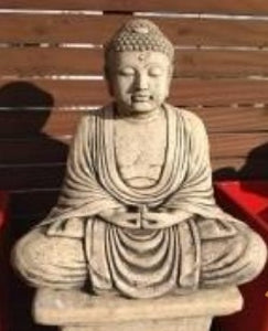 Large Sitting Buddha