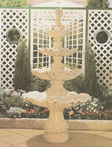 Amarillo (4 Tier) Fountain
