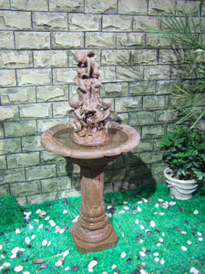 Three Cherub Fountain