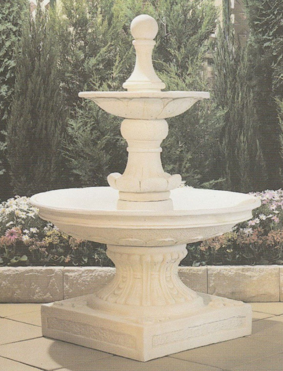 Monteray Fountain