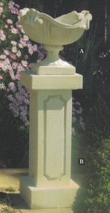 SERENADE URN AND THEODORE PEDESTAL