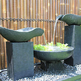 Double Wave Fountain