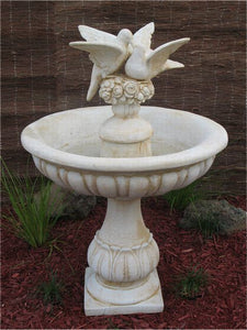 Dove Fountain