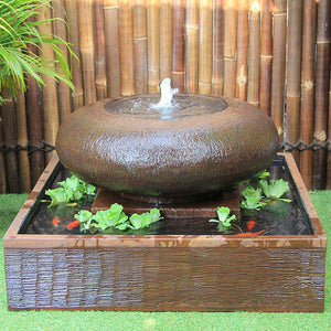 Moon Pot Fountain