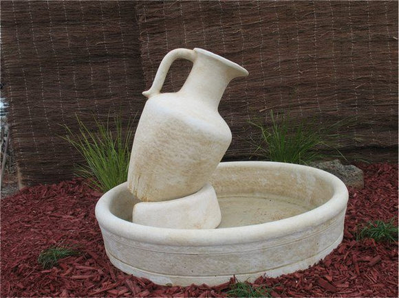 Pouring Jug Fountain