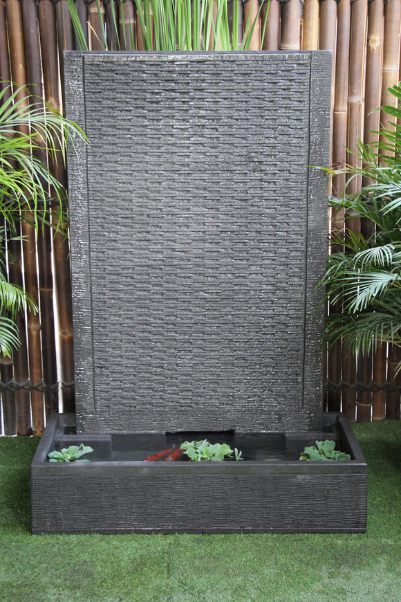 Ripple Wall Fountain
