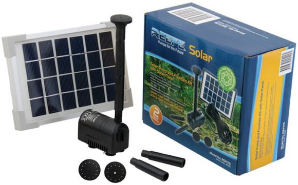 Reefe Solar Fountain Pump Kit