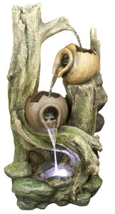 Amazonian Pot Fountain