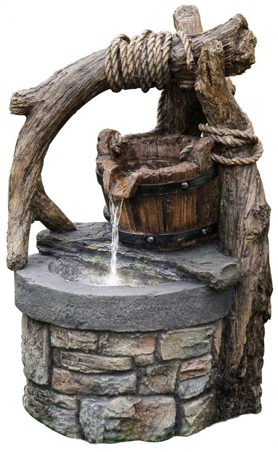 Water Well Fountain
