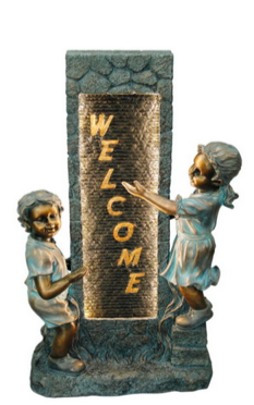 Welcome Fountain
