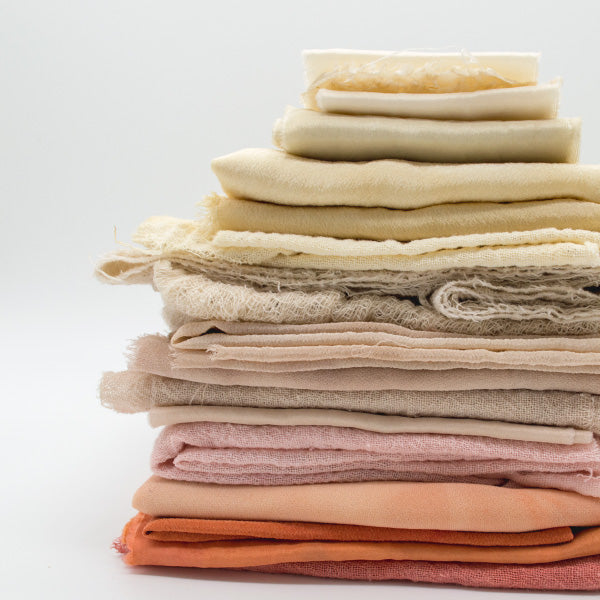 Sustainable and organic cotton fabrics