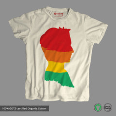 I Vivid 100% Organic and Fair trade cotton t shirt