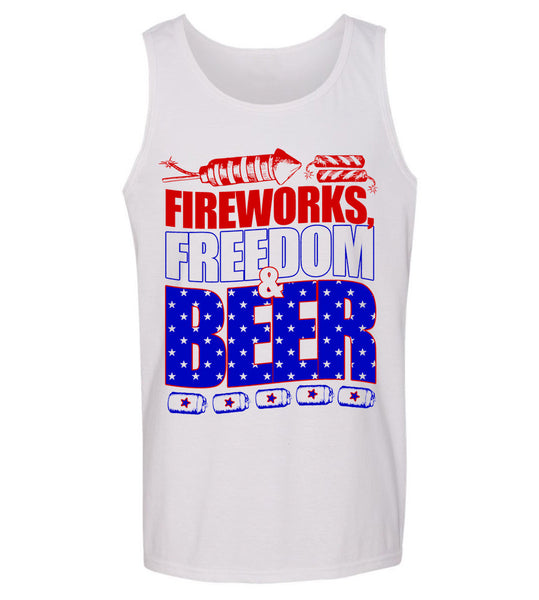 Fireworks, Freedom, Beer