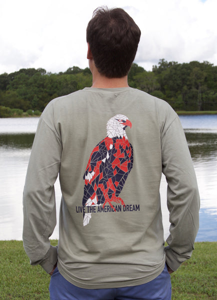 Live the American Dream 'Bald Eagle'