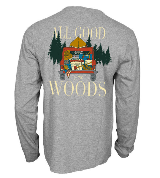 All Good in the Woods Preppy United Tee