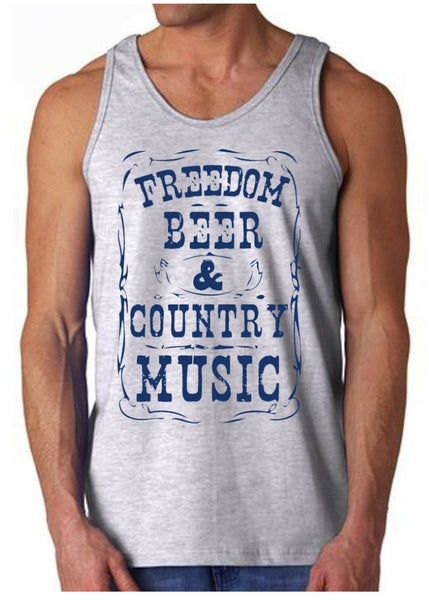 Freedom, Beer & Country Music