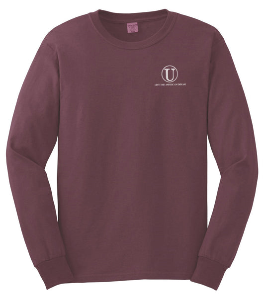 Berry Comfort Colors United Tees
