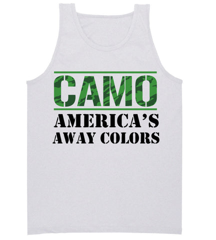 4th Of July American Tank Top