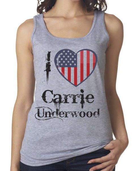 I Love Carrie Underwood