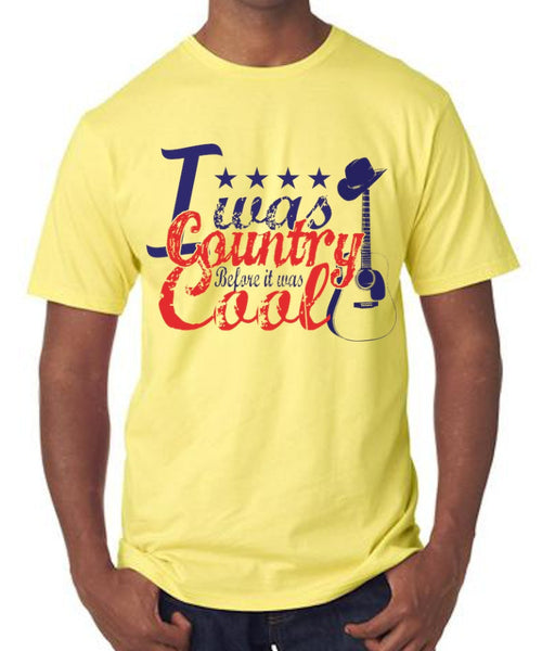 Country Music Tee