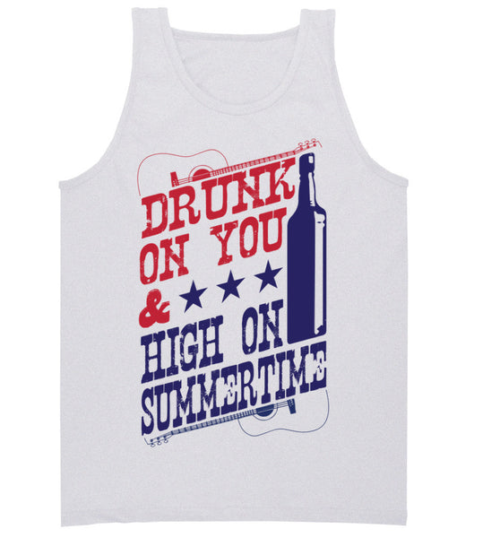 Drunk on You High On Summertime Shirt
