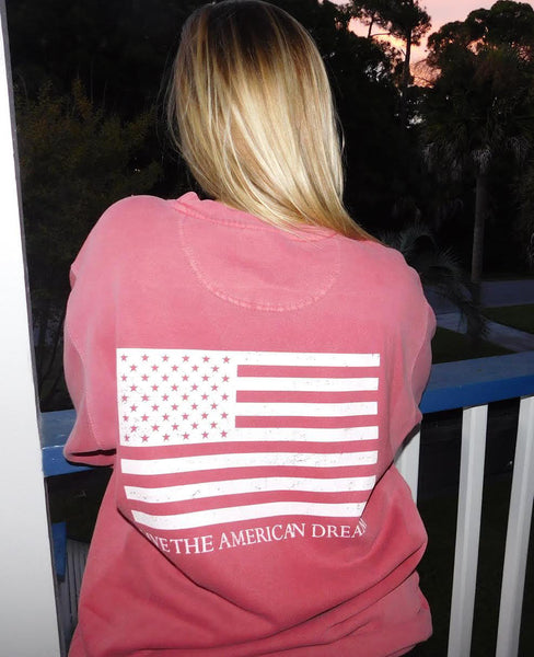 Preppy & Patriotic Sweatshirt