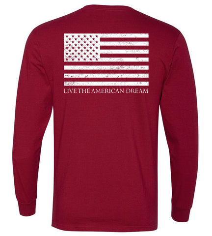 Live the American Dream Long Sleeve