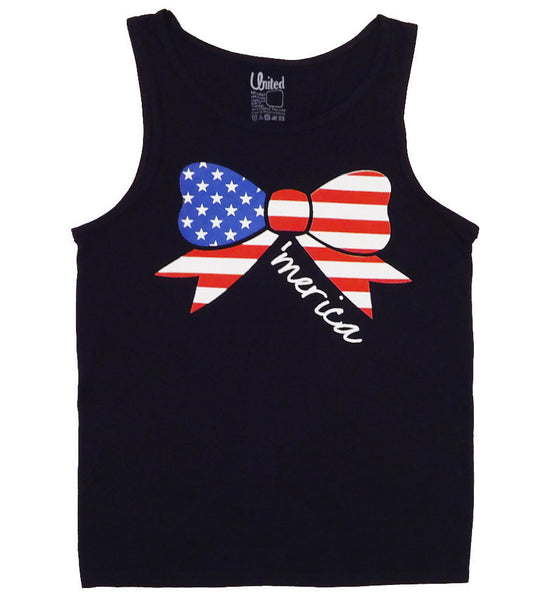 Best Girls 4th of July Tank Top