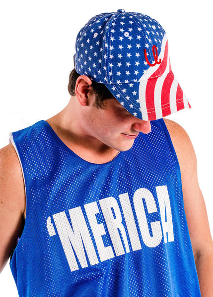 Men's 'Merica' Pinnie
