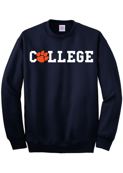 Animal House Sweatshirt for Clemson Tigers