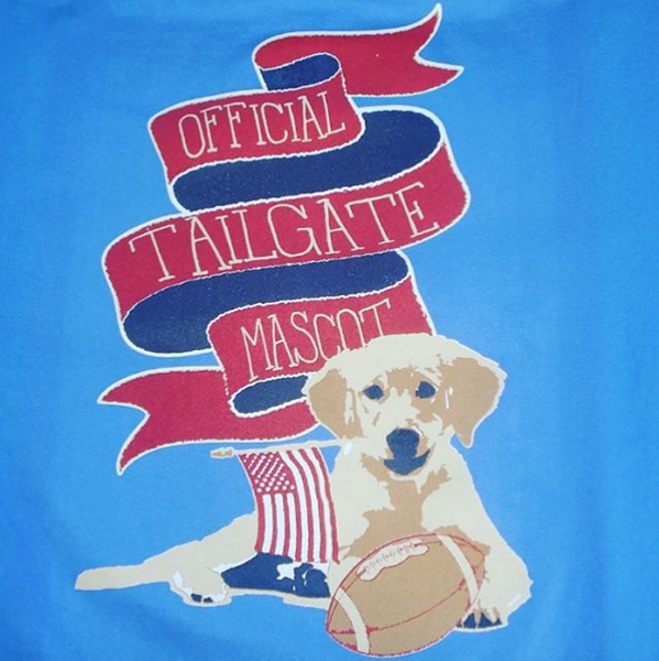 United Tees- Official Tailgate Mascot