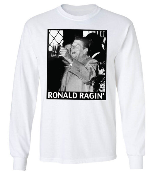 Ronald Ragin Long Sleeve tee